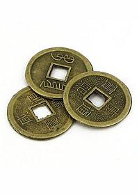 китайские монеты амулеты